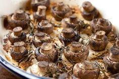 Sarah aan de Kook: Geroosterde paddenstoelen