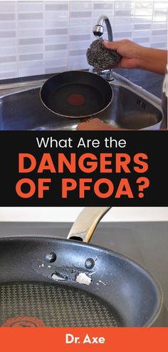 Multiple studies show us that PFOA and PFOS can cause unwanted, reproductive, developmental, liver, kidney and immunological effects in laboratory animals. Learn more. Health And Nutrition, Health And Wellness, Health Fitness, Healthy Facts, Natural Kitchen, Detox Tips, Natural Health Tips, Detox Your Body, Healthy Lifestyle Tips
