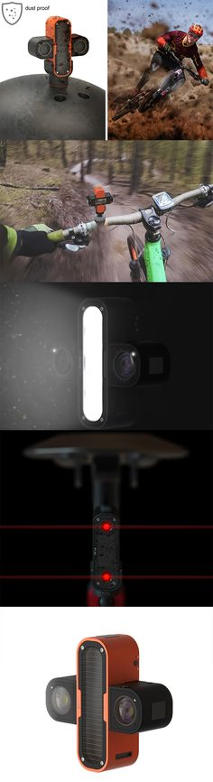 Designed for sports enthusiasts from skiers to cyclists, 'PLUS' is a modular camera/light system that allows users to relive their experiences in stunning  3D, during the day, users can record their adventures and when it gets dark they can use it to illuminate their way.... READ MORE at Yanko Design !
