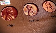 Have any 1961 pennies? They're worth more than face value -- so you should hold onto them and not spend them! See how much your 1961 penny is worth here + A list of rare 1961 penny errors to look for!