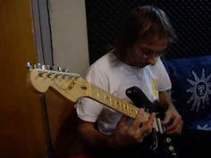 FRANK ZAPPA BLUES FROM HELL cover by costis manopoulos