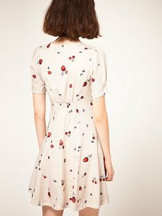 Vestido Strawberry Cherry