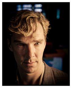 His eyes infinitely kind. Full with heartfelt emotions. <3 Real treasure. :)