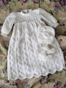 Breath-taking Christening Gown....from jaslamb.weebly