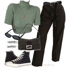 Teen Fashion Outfits, Mode Outfits, Cute Casual Outfits, Stylish Outfits, Girl Outfits, Polyvore Outfits Casual, School Outfits, Outfits Hippie, Celebrity Outfits