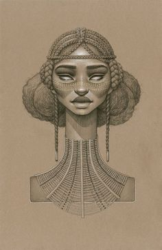 Discover The Secrets Of Drawing Realistic Pencil Portraits.Let Me Show You How You Too Can Draw Realistic Pencil Portraits With My Truly Step-by-Step Guide. Black Art, Black Women Art, Art Afro Au Naturel, Draw Realistic, Afrique Art, Natural Hair Art, Buch Design, African American Art, African Women