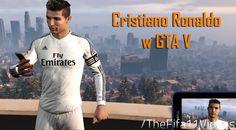Cristiano Ronaldo w GTA V GTA 5