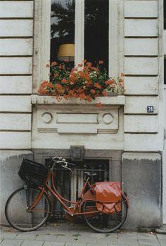 floralls: by Petrana Sekula | via peone