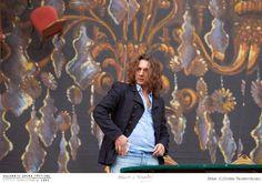 PROVE // LA TRAVIATA // 2012 // Foto Alfredo Tabocchini. Ivan Magrì interpreta Alfredo ne La Traviata degli specchi. #allieviemaestri #traviata #altrochelopera www.sferisterio.it