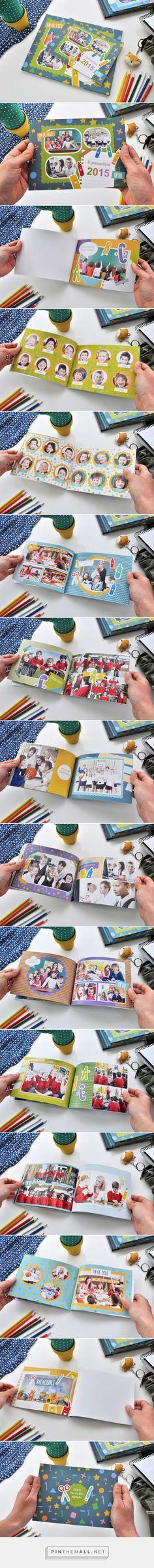 Anuario Días Fantásticos. Fotolibro 21 x 14,8 cm tapa blanda. Fotolibro para descargar gratis y completar con tus fotos! | Blog - Fábrica de Fotolibros
