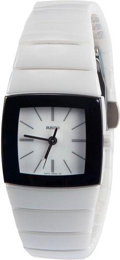 dd6b89244 Rado Sintra Women's Quartz Watch R13730012 Stylish Watches, Cool Watches, Watches  For Men,