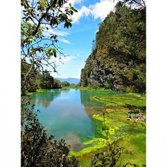 Laguna Magdalena #Huehuetenango  Así es mi tierra Guatemalaヅ