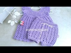 Baby Girl Crochet, Beautiful Babies, Baby Dress, Crochet Top, Short Dresses, Suits, Lace, Clothes, Tops