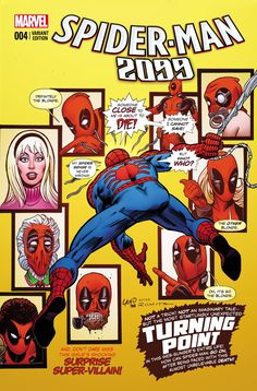Deadpool makes a mockery of Marvel history old and recent in this gallery of every October variant cover.