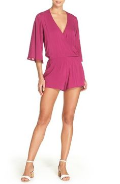 ec5b973f5e Free shipping and returns on Elan Cover-Up Romper at Nordstrom.com. A