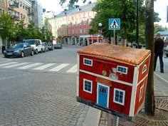 Järnagatan, Södertälje.Sweden
