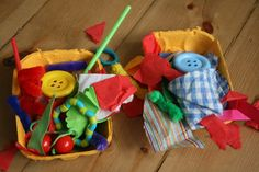 Discovery Box 8: Egg Cartons - The Imagination Tree