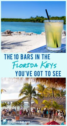 These are the Best Florida Keys Bars . Cool, quirky, off the beaten path and some of the best ocean views. These are the 10 coolest bars in the Florida Keys you've got to see. Florida Keys Vacation, Things to do Florida Keys, Florida Travel. Florida Vacation, Florida Travel, Florida Beaches, Travel Usa, Florida Keys Honeymoon, Florida Trips, Spain Travel, Clearwater Florida, Islamorada Florida