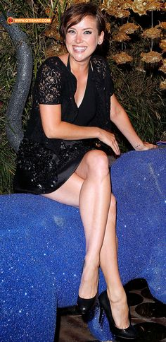 Jessica Stroup Hot Legs