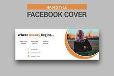Hair Style Facebook Cover