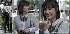 Alguns looks da Patrícia em julho na novela Amor à Vida