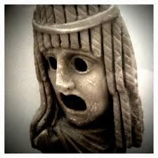 Image result for the frogs masks aristophanes Frog Mask, Tragedy Mask, Greek Tragedy, Masks Art, Ancient Greece, Roman Empire, Ancient Art, Masquerade, Theatre