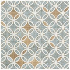 "Illica 7.75"" x 7.75"" Ceramic Field Tile in Full"