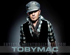 toby mac--first in Dc Talk, now taking over the radio as a solo artist!