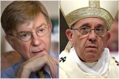 """George Will sneers at the Pope: How his condescending takedown of Pope Francis' """"fact-free flamboyance"""" misses the point"""