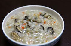 Học nấu ăn món cháo Hào thơm ngon bổ dưỡng đây. Một món ngon không thể bỏ qua cho các quý ông