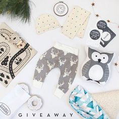 Have you entered to win yet?? / / some lucky mama or auntie will win over 200$ worth in prizes from me and eight other sweet baby shops / / head to the original post to enter ends on Thursday at 11:59 pm
