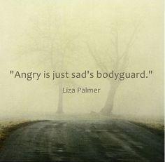 anger//sadness