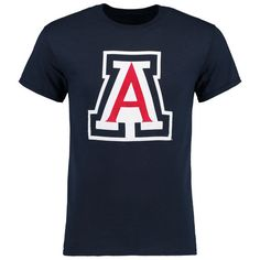 pretty nice c5690 1d23d Arizona Wildcats Core Logo T-Shirt - Navy Blue