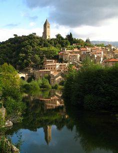 Olargues, Herault , Languedoc