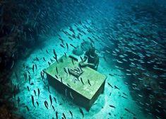 Um mergulho na arte