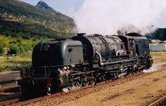 South African Class GMAM Garratt 4122 July 2004 (7863980914)