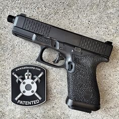 Custom BattlComp Glock.