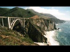 ▶ The Coolest Stuff on the Planet- The Pacific Coast Highway - YouTube