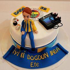 NiceYaslara.com/Pastalar #butikpasta #yetişkinbutikpasta #gençbutikpasta #doğumgünüpastası #fenerbahçepasta