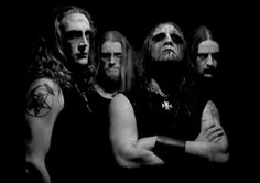 "Marduk – Best swedish black metal band! Can't wait for their new album ""serpent sermon""!!"