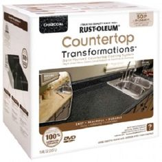 Rustoleum Countertop Paint-