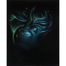 ''Villain Ursula'' Giclée by Noah