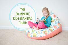 Cousez un pouf poire pour enfant en 30 minutes   tutoriels de couture   Blog de Petit Citron
