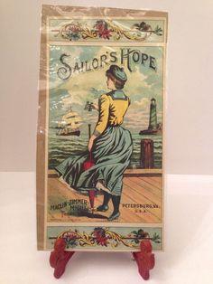 Vintage Sailor's Hope Maclin Zimmer McGill Cigars by EECTraders