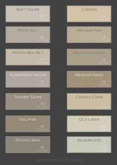 Super living room paint color ideas with brown furniture creative ideas Room Paint Colors, Interior Paint Colors, Wall Colors, Interior Painting, Colours, Beige Paint Colors, Taupe Paint, Bedroom Color Schemes, Bedroom Colors