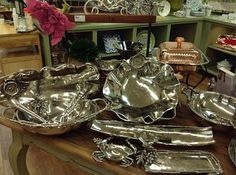 New Pewter line at King Hardware and Gifts!