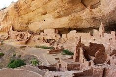 The villagers who built the cliffside houses around 1200 at present day Mesa Verde National Park occupied them for a relatively short time... All together, nearly 30,000 people disappeared from this area between the mid-1200s and 1285, making it one of the greatest vanishing acts documented in human history.