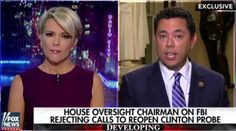 Jason Chaffetz nails it: If Clinton emails were a 'mistake' why is everyone 'pleading the 5th?'