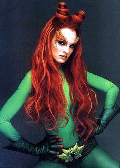 Poison Ivy... Hera Venenosa!