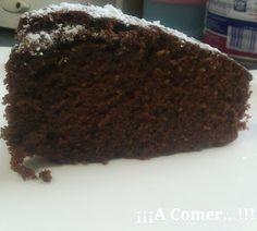 ¡¡¡A Comer...!!!: Bizcocho esponjoso de chocolate en Thermomix